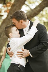 Autism parent getting married