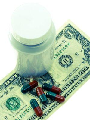 prescription cost